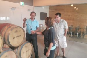 Guided Tour  at Club Wine Tours 250-762-9951
